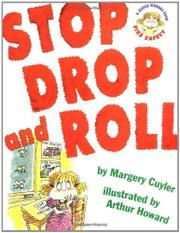 STOP, DROP, AND ROLL by Margery Cuyler