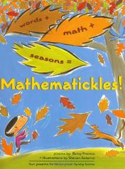 MATHEMATICKLES! by Betsy Franco