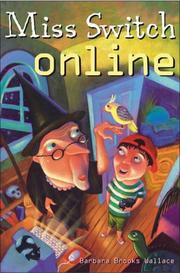 MISS SWITCH ONLINE by Barbara Brooks Wallace