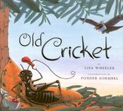 Cover art for OLD CRICKET