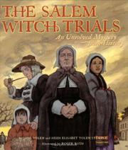 Book Cover for THE SALEM WITCH TRIALS