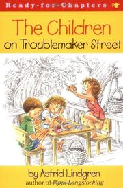 THE CHILDREN ON TROUBLEMAKER STREET by Robin Preiss Glasser