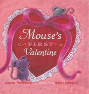 Cover art for MOUSE'S FIRST VALENTINE