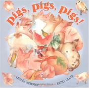 PIGS, PIGS, PIGS! by Lesléa Newman