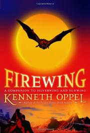 FIREWING by Kenneth Oppel