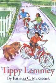 TIPPY LEMMEY by Patricia C. McKissack