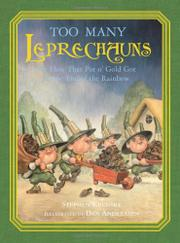 Cover art for TOO MANY LEPRECHAUNS