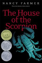 Book Cover for THE HOUSE OF THE SCORPION
