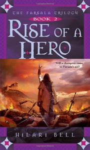 Cover art for RISE OF A HERO