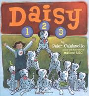 DAISY 1, 2, 3 by Peter Catalanotto