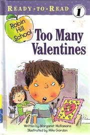 TOO MANY VALENTINES by Margaret McNamara