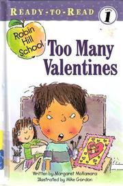 TOO MANY VALENTINES by Margaret McNamara