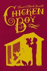 CHICKEN BOY by Frances O'Roark Dowell