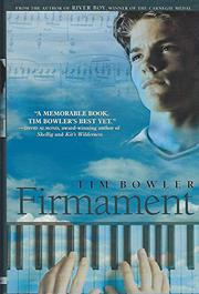 FIRMAMENT by Tim Bowler