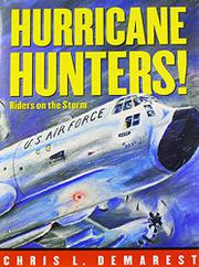 Cover art for HURRICANE HUNTERS!