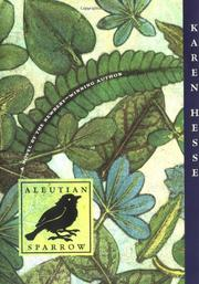 Cover art for ALEUTIAN SPARROW