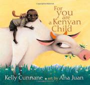Book Cover for FOR YOU ARE A KENYAN CHILD