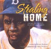 STEALING HOME by Robert Burleigh
