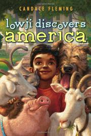 Cover art for LOWJI DISCOVERS AMERICA