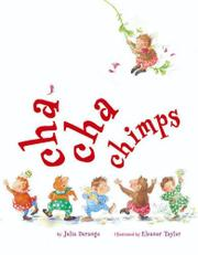 CHA-CHA CHIMPS by Julia Durango