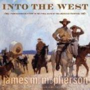 Cover art for INTO THE WEST