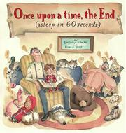 Cover art for ONCE UPON A TIME, THE END
