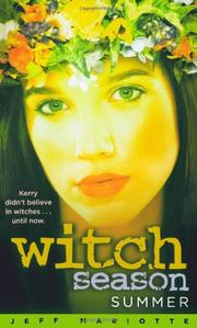 WITCH SEASON: SUMMER by Jeff Mariotte