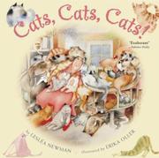 """""""CATS, CATS, CATS!"""" by LeslÉa Newman"""