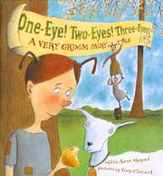 Book Cover for ONE-EYE! TWO-EYES! THREE-EYES!