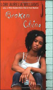 Book Cover for BROKEN CHINA