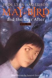Cover art for MAY BIRD AND THE EVER AFTER