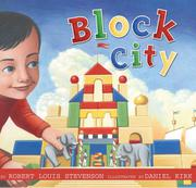 Cover art for BLOCK CITY