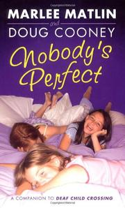 NOBODY'S PERFECT by Marlee Matlin