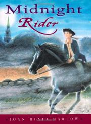 MIDNIGHT RIDER by Joan Hiatt Harlow
