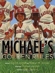 Cover art for MICHAEL'S GOLDEN RULES