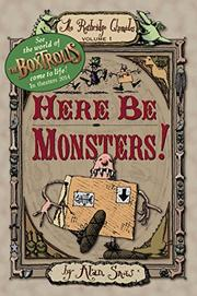 Book Cover for HERE BE MONSTERS!