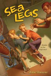 SEA LEGS by Alex Shearer