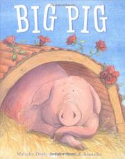 Cover art for BIG PIG