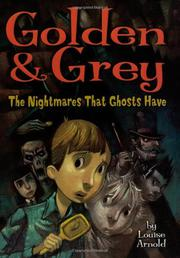 Cover art for GOLDEN AND GREY