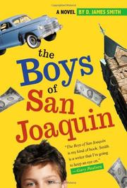 Cover art for THE BOYS OF SAN JOAQUIN