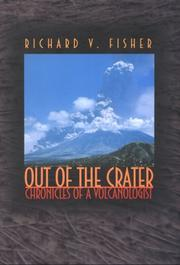 OUT OF THE CRATER by Richard V. Fisher