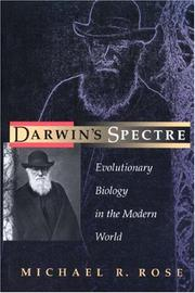 Cover art for DARWIN'S SPECTRE