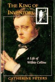 THE KING OF INVENTORS by Catherine Peters