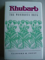 RHUBARB by Clifford M. Foust