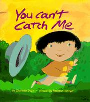 YOU CAN'T CATCH ME by Charlotte Doyle