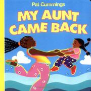 Cover art for MY AUNT CAME BACK