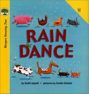 Cover art for RAIN DANCE