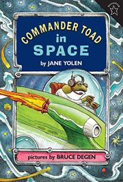 COMMANDER TOAD IN SPACE by Bruce Degen