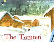 Cover art for THE TOMTEN