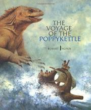 THE VOYAGE OF THE POPPYKETTLE by Robert Ingpen